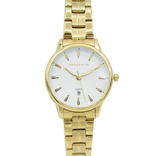 Hwgo Gold Women's Watch 20018